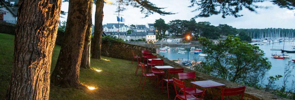 Hôtel restaurant de Bretagne - HCCB-villa-tri-men-sainte-marine