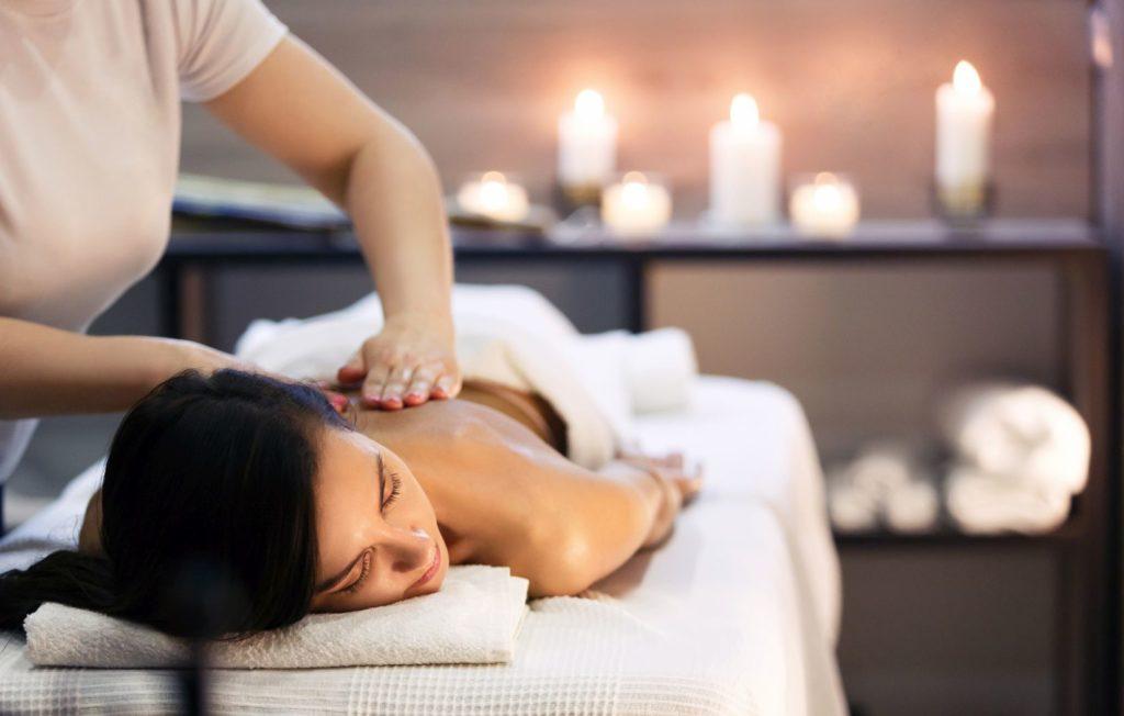 Hôtel spa golfe du Morbihan - Massage